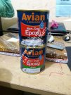 Lem Epoxy Avian 800 grm